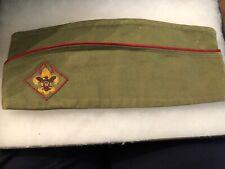 Boy Scout Vintage Hat Belt Buckle Belt