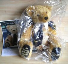 Concorde 1976-2003 Celebration Hermann Bear Limited Edition 537 of 1976 New