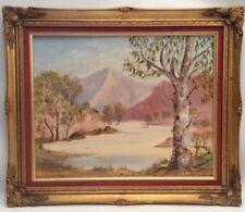 Dealer or Reseller Listed Vintage Landscape Art Paintings