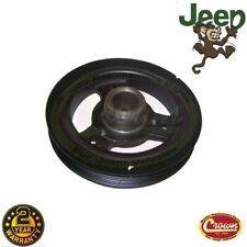 Crankshaft damper / pulley Jeep 2.5L TJ YJ Wrangler XJ Cherokee Dodge 33002879