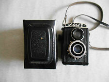 LUBITEL-2 Vintage Russian camera with case.  LOMO Factory