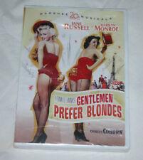 Gentlemen Prefer Blondes DVD 2006 Marquee Musical 20th Century Fox Free Ship USA