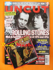 rivista UNCUT 131/2008 CD Little Richard Rolling Stones Beatles Pavement Bauhaus