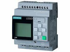Siemens Logo 8 Logic Module PLC 12/24rce 6ed1052-1md08-0ba0 *