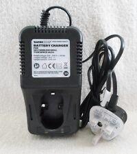 """""""Zone De Travail"""" 18 V. 1200 mAh Perceuse sans fil Ni-Cd Batterie Rapide Chargeur. NEUF. L @ @ K!"""