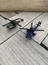 Micro Machines Military - Apachee Set X 2
