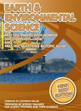 HSC Earth & Environmental Science 2011-2016 Past Papers with Worked Solutions (2