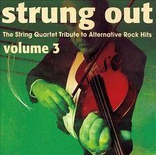 Vitamin String Quartet : Strung Out on Alternative Hits: Volume 3 CD