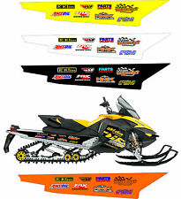 TUNNEL GRAPHICS WRAP SKI DOO BRP REV XP XM XR XS  Z summit  DECAL 120 137 154  4