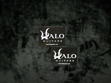 Halo Guitars TWO Sticker Set<<>>L@@K