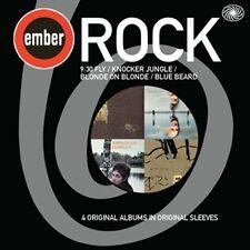 Ember Rock: 4 album originale in originale Sleeves (4 CD-Box)