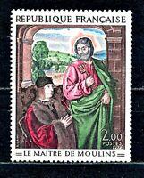 TIMBRES DE FRANCE  N°1732   LE MAITRE DE MOULINS  NEUF  SANS CHARNIERE