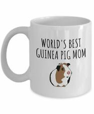 Funny Guinea Pig Mug Guinea Pig Lover Gift Guinea Pig Mom World's Best Guinea