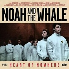 Noah and The Whale Heart of Nowhere LP Vinyl 33rpm