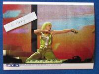 G Yvette Fielding in Bodypaint due 12x8 A4 pollici Gloss Foto