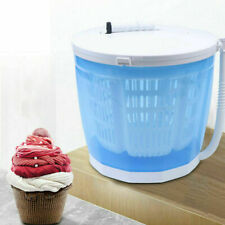 New 2 in 1 Portable Mini Traveling Outdoor Dryer Washing 00004000  Machine 340Mm*350Mm Tp