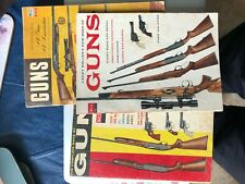 3 Maco Complete Book of Guns - 1953 to 1955