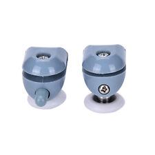 Shower Door Rollers/Runners/Wheels/Pulleys Replacement 25mm Single wheel New J&C