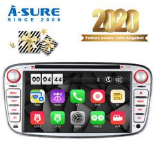"7""IPS Autoradio GPS DVD 2020Navi SWC Multimedia BT Ford Mondeo Focus C/S-Max DAB"