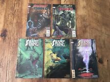 SWAMP THING 5 Comic Lot Includes Issues #135 #136 #139 #140 #141 DC 1993 VF
