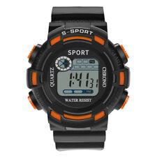 Luxury Men Boy Watch Analog Digital Military Sport LED Waterproof Wrist Watch US