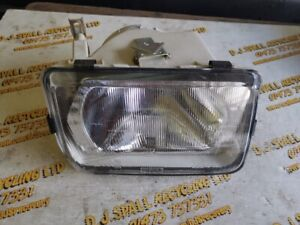 Ford Mk1 Sierra headlight O/S drivers side right (new old stock)