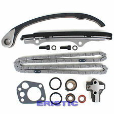 For 89-97 Nissan D21 Pickup 240SX 2.4L KA24E SOHC New Timing Chain Kit W/O Gears