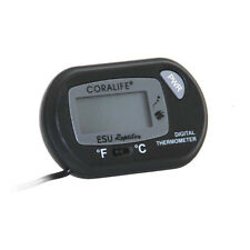 CORALIFE DIGITAL THERMOMETER FOR TERRARIUM OR AQUARIUM FREE SHIPPING IN THE USA