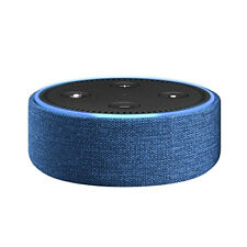 Amazon Echo Dot Case (fits Echo Dot 2nd Generation only) Indigo Fabric