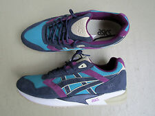 "Bait X Asics Gel Saga 45 ""Phantom Lagoons"" 2013 Dark Navy/Green"