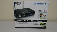 TRENDnet TEW-632BRP 300 Mbps Wireless N Router Trend Net