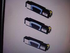 New ! 3PK Toner for Lemxark  E234 E238 E240 E242 E330 E332 E340 E342 X340 X342