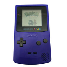 Royal blue Refurbished Nintendo Game Boy Color GBC Console With Game Cartridge