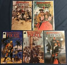 5 Issues Of Blood Thirsty Pirates #1, 2, 5, 7 & 8
