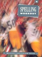 Spelling Workout: Level E, Student Edition [ MODERN CURRICULUM PRESS ] Used -