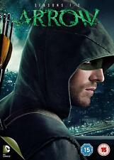 ARROW - SEASONS 1 AND 2 DVD BOX SET - GENUINE ORIGINAL - NEW / SEALED!!!!