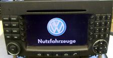 Reparatur VW Crafter Navigation / Startet nur bis VW Logo