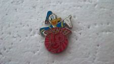 *~* DISNEY DONALD TWENTY 13 2013 PIN *~*