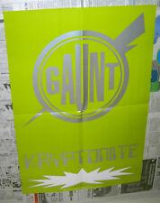 GAUNT Kryptonite promo POSTER 1996 thrill jockey