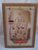 Grandeur Noel Collectors Edition 19 Piece Ornament Tree Vintage Holiday New