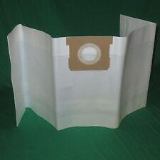 Shop Vacuum Type E, 5, 6, 8 Gallon Dry Vac Bags Replace GK-71205, 9066100, 712SW