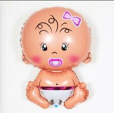 Its A Girl Mylar Balloon Baby Shower Decorations 29