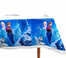 Frozen Birthday party supplies decoration tablecloth table cloth Tableware