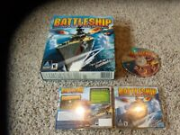 Battleship Surface Thunder (PC, 2000) Game with Box