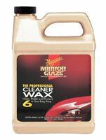 Meguiar's M6 Mirror Glaze Cleaner Wax - 64 oz.