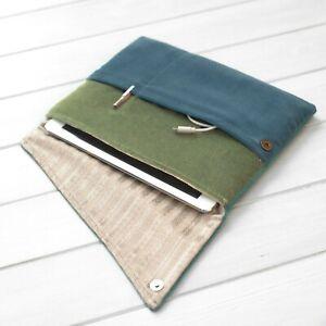 New Portfolio Bag Case Cove for iPad Air 4r Ipad Pro 11 12.9 2021 iPad Mini 8.3