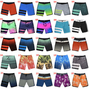 Hurley Phantom Swimwear Men's Elastane Gym Shorts Surf Pants Board Shorts 000