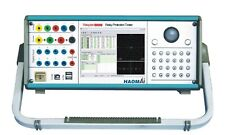 Haomai Electric Relaystar 806 3 Phase Relay Tester 3x40a 4x150v 10 Day Lead