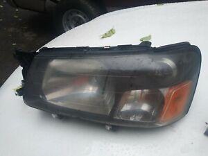 2003 2004 Subaru Forester Left LH HALOGEN Headlight OEM