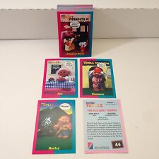 NORFIN TROLLS (Collect-A-Card/1992) Complete Trading Card Set PICTURES of TOYS